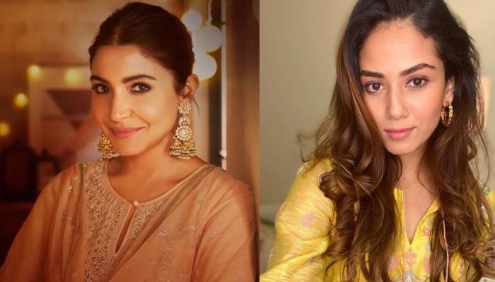 Anushka Sharma And Mira Rajput Kapoor Flaunting Similar Sunshine Yellow Dresses Won't Cost You Bomb