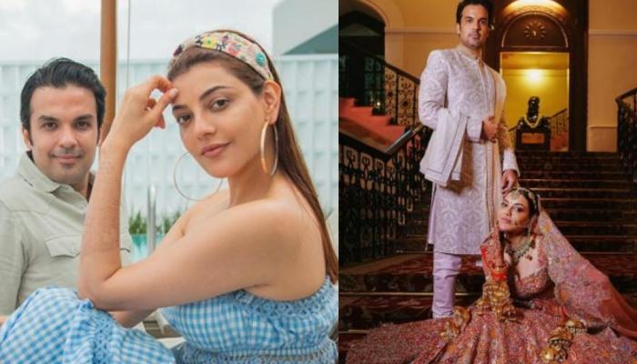 Kajal Aggarwal Kept This Condition Before Marrying Gautam Kitchlu, He Felt It Was Totally Cheesy