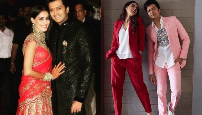 Genelia Deshmukh Reveals People Told Her That Her Career Is Over When She Married Riteish Deshmukh