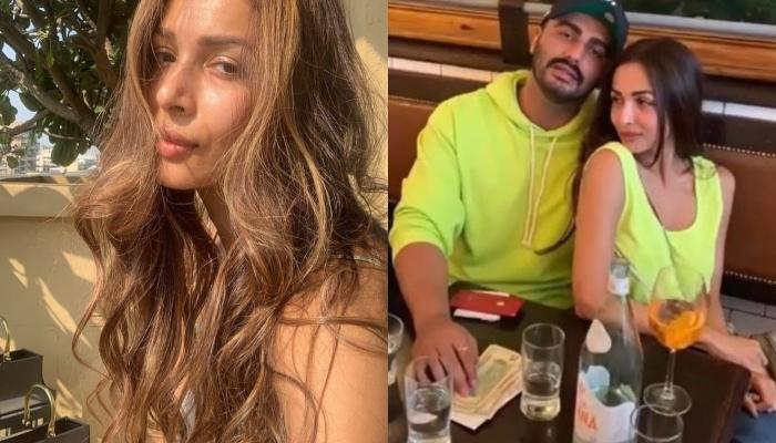 Malaika Arora's Thanksgiving Video Has Arjun Kapoor, She Feels Thankful For Her Beau And Family