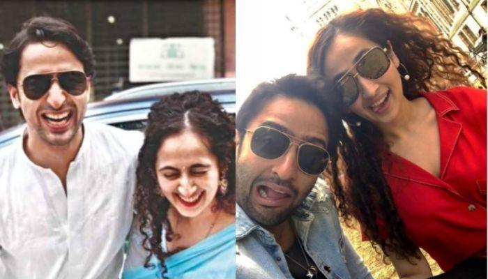 Shaheer Sheikh Ties The Knot With His Girlfriend, Ruchikaa Kapoor In A Court Marriage [Pictures]