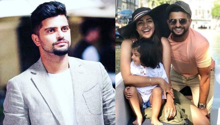 Suresh Raina Is Celebrating His 34th Birthday At The Maldives With His Family, Shares Exotic Photos