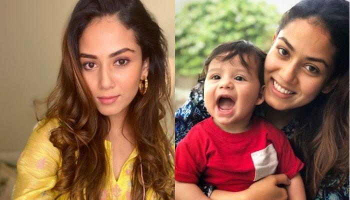 Mira Rajput Kapoor Flaunts The Dress Selected By Her 2-Year-Old Son, Zain Kapoor, Looks Radiant