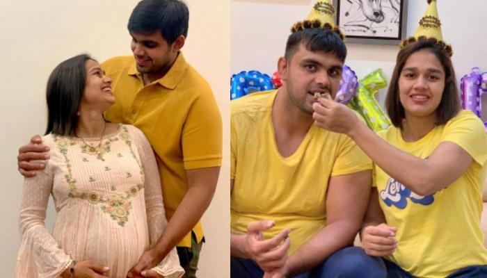 Babita Phogat's Baby Shower Ceremony Is All About Creating 'Lifetime Memories' With Family