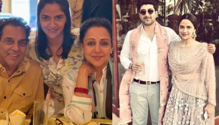 Hema Malini And Dharmendra Become Grandparents Again, Daughter, Ahana Deol Gives Birth To Twins