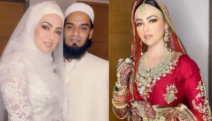 New Bride, Sana Khan Spends Quality Time With Hubby, Mufti Anas Sayied, Sets Out For A Car Ride