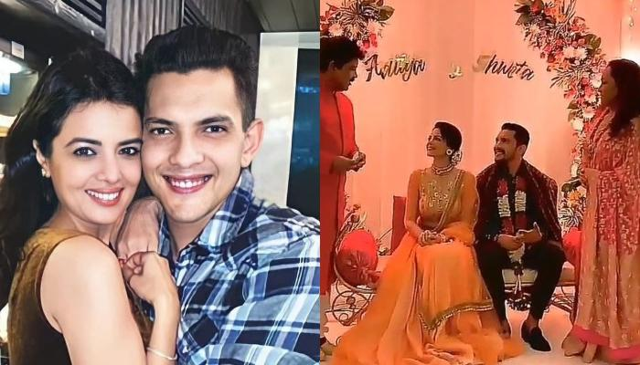 Aditya Narayan's Pre-Wedding Festivities Begin With 'Tilak' Ceremony [Pictures And Videos Inside]