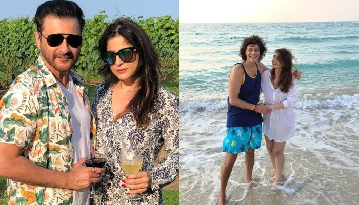 When Sanjay Kapoor Reacted To His Wife, Maheep Kapoor Buying Water Bra For Chunky Pandey's Wife