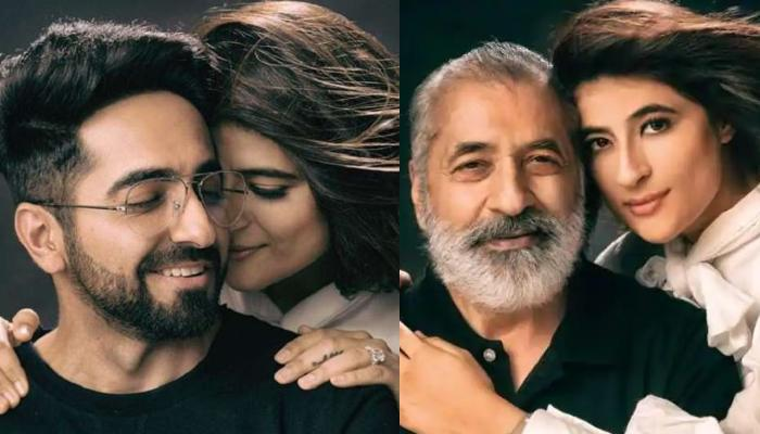Ayushmann Khurrana Calls His Father-In-Law 'Most Handsome' On His Birthday, And We Can't Argue That