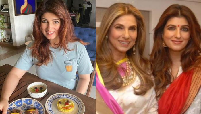 Twinkle Khanna Trolls Her Mother, Dimple Kapadia's Cooking Skills By Praising Her Acting Prowess