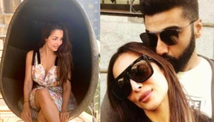 Malaika Arora Shares A Romantic Picture With Arjun Kapoor From Their Vacation, The Two Look Adorable