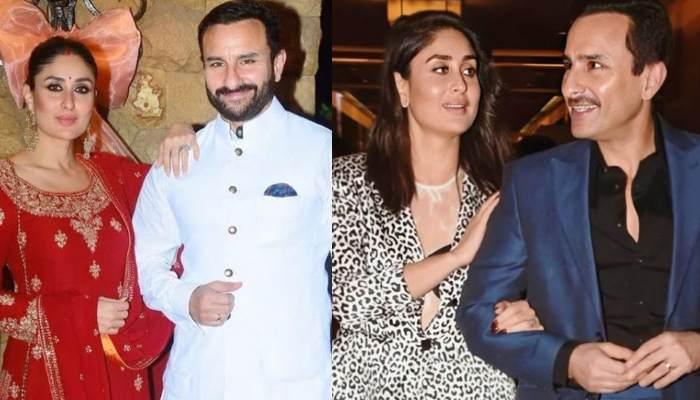 Kareena Kapoor Khan And Saif Ali Khan Look Every Bit Of Regal As They Attend An Event Together