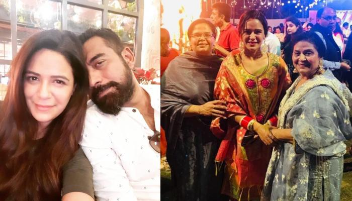 Mona Singh Celebrates Her First Lohri After Marriage, See Pictures To Get Traditional Punjabi Feels
