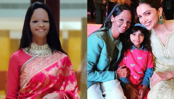Laxmi Agarwal Reveals Daughter, Pihu Gave A Cute Hug To Deepika Padukone After Watching 'Chhapaak'