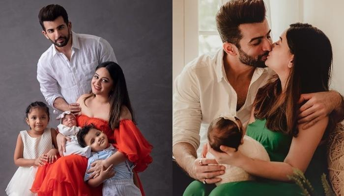 Mahhi Vij Shares An Adorable Picture Of Her Kids, Tara, Khushi, Rajveer And Pens A Cute Note