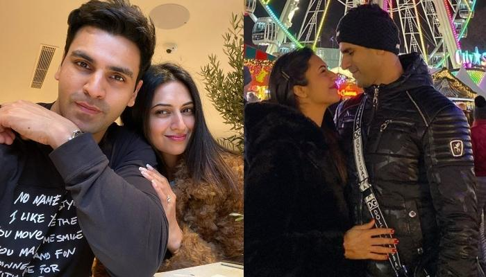 Divyanka Tripathi Pens A Romantic Note For Her 'Right Soul', Vivek Dahiya On Engagement Anniversary