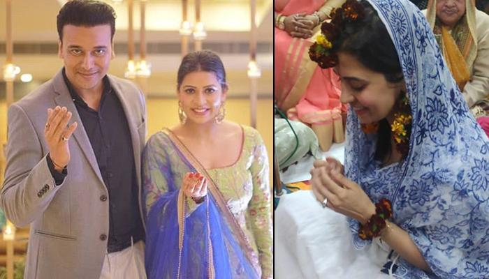 Anurag Sharma Is All Set To Marry His Girlfriend Nandini Gupta, Wedding Functions Begin With Satsang