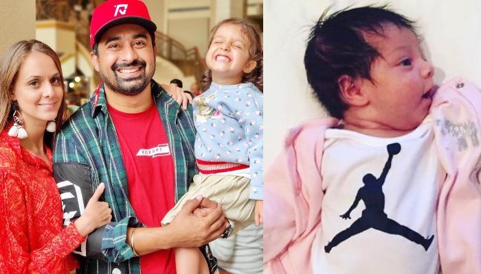 Rannvijay Singha Shares An Adorable Picture Of His Baby Girl, Kainaat Singha On Her 3rd Birthday