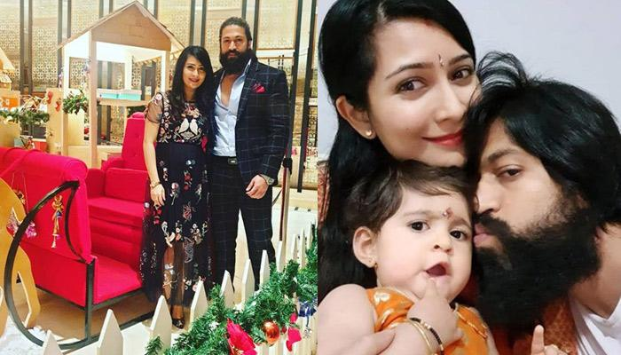 K.G.F. Star Yash And His Wife, Radhika Pandit Share First Glimpse Of Newborn Baby Boy On New Year