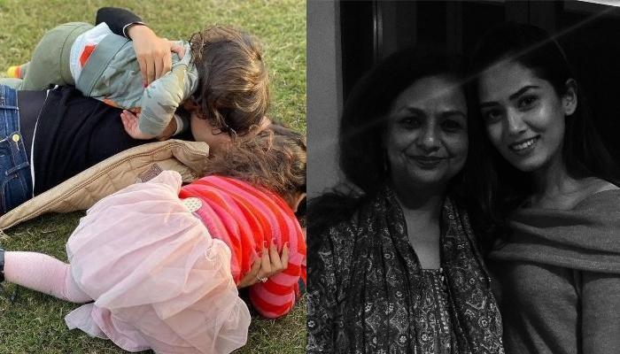 Mira Kapoor Reveals How She Curbs Misha And Zain's Sweet Cravings And 'Ghar Ke Nuske' By MIL Neliima