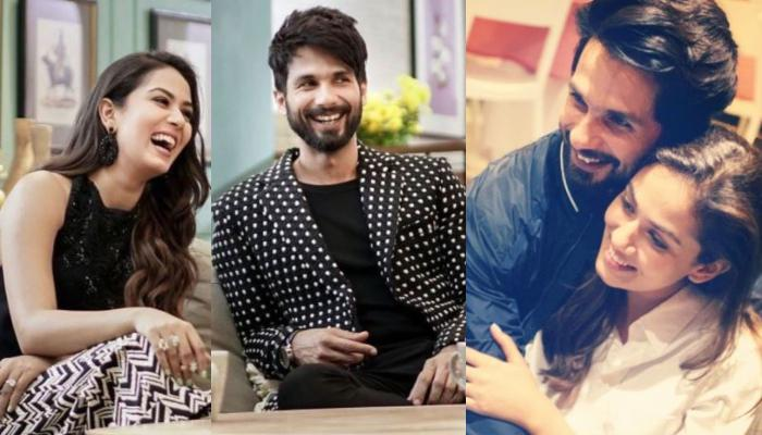 Mira Rajput Steals This From Her Husband, Shahid Kapoor's Closet And It Is Every Married Couple Ever