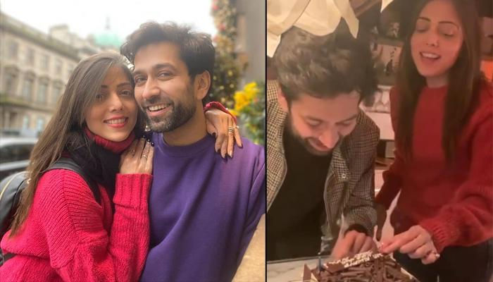 Nakuul Mehta's Wife, Jankee Parekh Mehta Showers Him With Kisses And Praises On His 37th Birthday