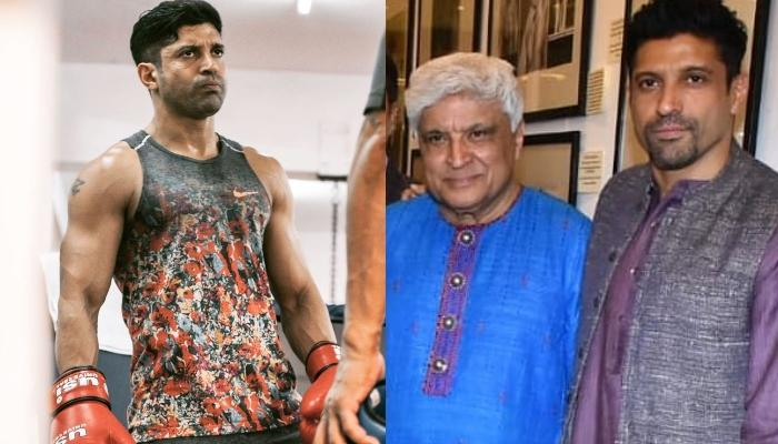Farhan Akhtar Shares An Adorable Note For His Father, Javed Akhtar On His 75th Birthday