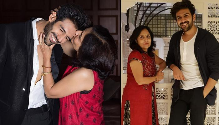Kartik Aaryan Fulfills His Mother's Wish By Gifting Her A Swanky Latest Edition Car On Her Birthday