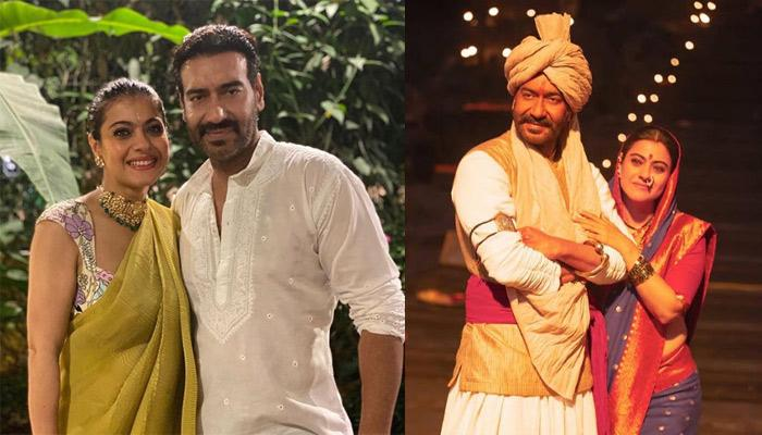 Ajay Devgn And Kajol Open Up On Why They Have Said No To Many Films Together Before 'Tanhaji'