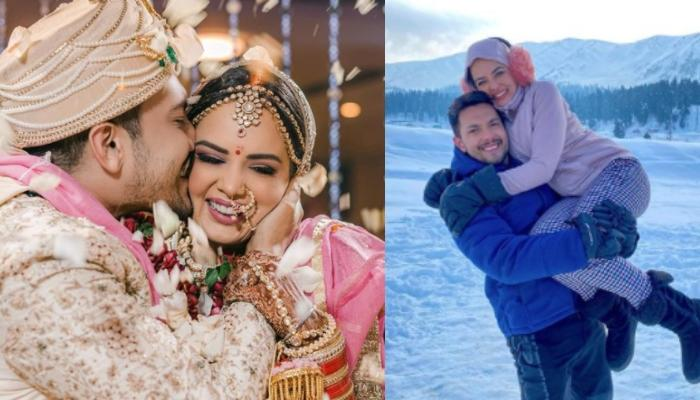 Aditya Narayan And Shweta Agarwal's Dinner Date Pictures On One-Month Anniversary Are Pure Love