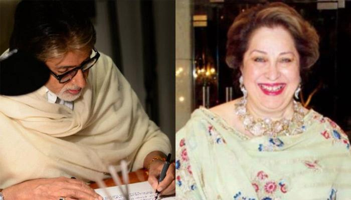 Amitabh Bachchan Gave Life And Death A Deep Thought After Attending 'Samdhan', Ritu Nanda's Chautha