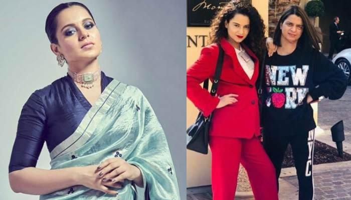 Kangana Ranaut Reveals Taking Average Films For Her Sister, Rangoli's Acid Attack Treatment