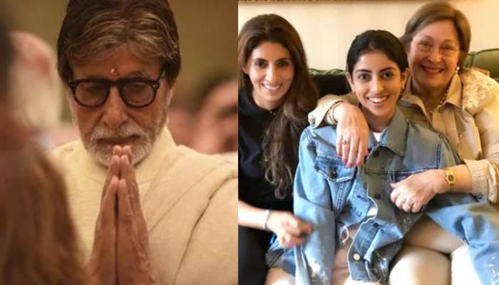 Amitabh Bachchan Mourns The Death Of Samdhan, Ritu Nanda With An Emotional Speech At Her Prayer Meet