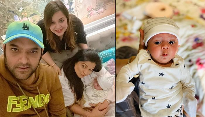 Kapil Sharma And Ginni Chatrath's 'Happiness', Anayra Looks Adorable As She Is Cuddled In Bua's Arms