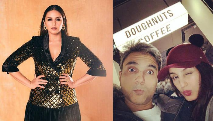 Huma Qureshi And Beau, Mudassar Aziz Share Love-Filled Pictures To Mark The Beginning Of New Year