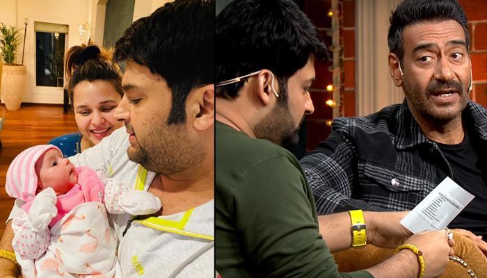 Ajay Devgn Trolls Kapil Sharma For Making Money On The Name Of His Newborn Daughter, Anayra Sharma