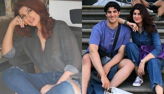 Twinkle Khanna Reveals Her Son, Aarav Has Saved Her Number As 'Police' On His Phone