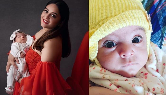 Mahhi Vij Shares A Cute Wish For Daughter, Tara Jay Bhanushali As She Completes Five Months