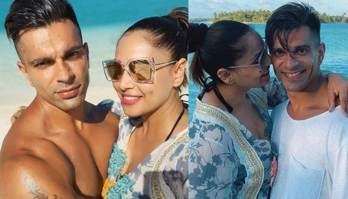 Bipasha Basu And Karan Singh Grover Are Enjoying Their Vacation In The Midst Of Sun, Sand And Sea
