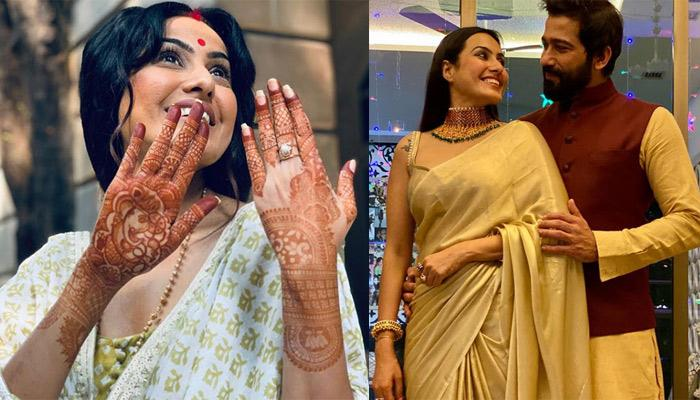Kamya Panjabi Reveals Details About Her Wedding, Post-Wedding Changes And Falling For Shalabh Dang