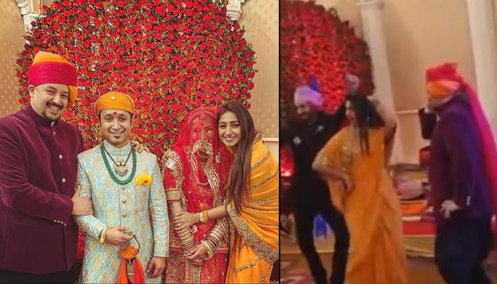 Mohena Kumari Singh's 'London Thumakda' With Hubby, Suyesh Rawat Makes Us Wonder Who Did It Better