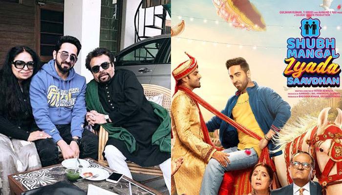 Ayushmann Khurrana Reveals His Parents' Reaction On His Gay Character In Shubh Mangal Zyada Saavdhan
