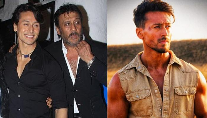 Tiger Shroff And Jackie Shroff Team Up To Play Son-Father For The First Time On-Screen
