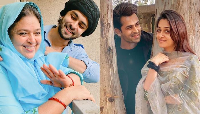 Shoaib Ibrahim Shares Candid Pictures Of Happy Times With Wife, Dipika Kakar And Mother