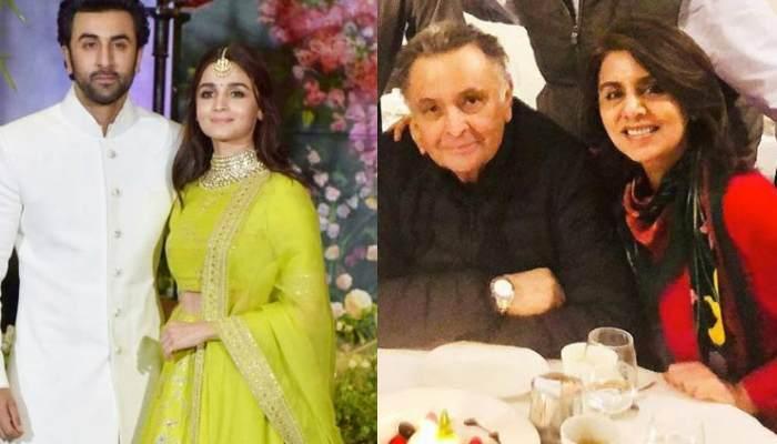 Ranbir Kapoor And Alia Bhatt Planned A Get-Together For Neetu Kapoor-Rishi Kapoor's 40th Anniversary