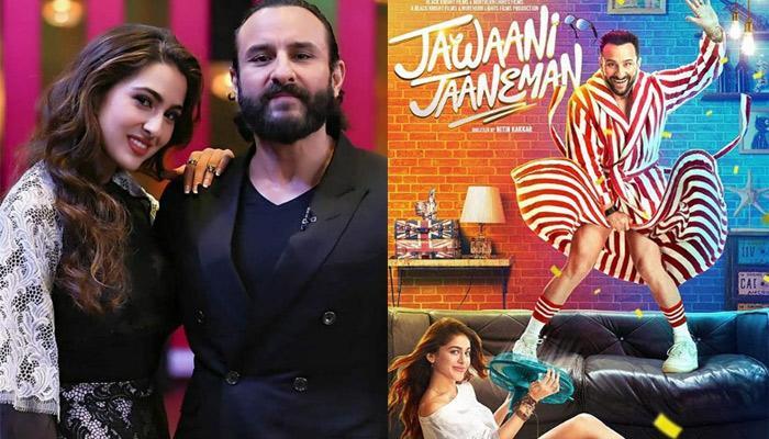 Saif Ali Khan Asked Daughter, Sara Ali Khan To Not Work With Him In 'Jawaani Jaaneman', Here's Why