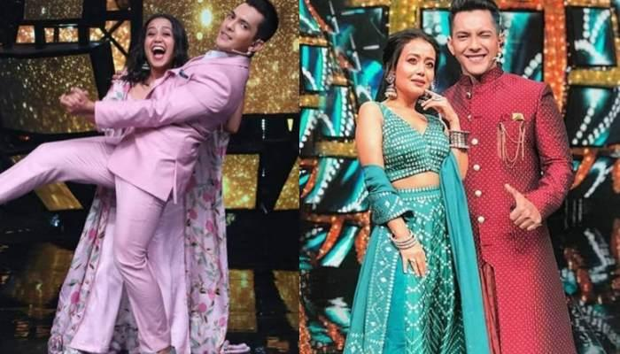 Neha Kakkar Completes A Part Of Aditya Narayan's 'Heart' Amidst Their February 14 Marriage Rumours
