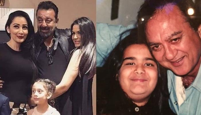 Maanayata Dutt Is All Heart For Trishala Dutt's Priceless Throwback Picture With Dadaji, Sunil Dutt