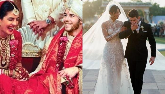 Priyanka Chopra And Nick Jonas Celebrate Second Wedding Anniversary, Pen Sweet Notes For Each Other