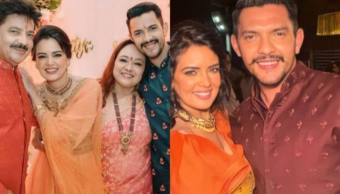 Aditya Narayan Gets Hitched To Shweta Agarwal, Father, Udit Narayan's 'Barati' Dance Stole Hearts